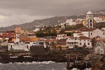 Garachico Village, Tenerife, Canary Islands, Spain