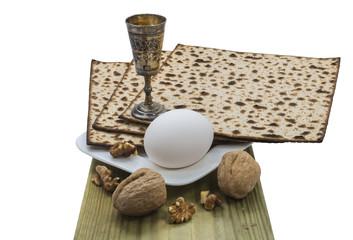 Attributes of Jewish Passover Seder celebration