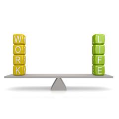Work life balance buzzword