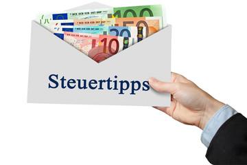Steuertipps, Umschlag