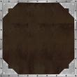 canvas print picture - Texture Metall Platte 010