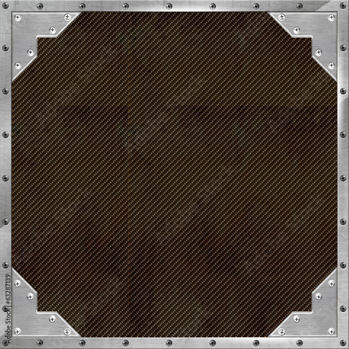 canvas print picture Texture Metall Platte 010