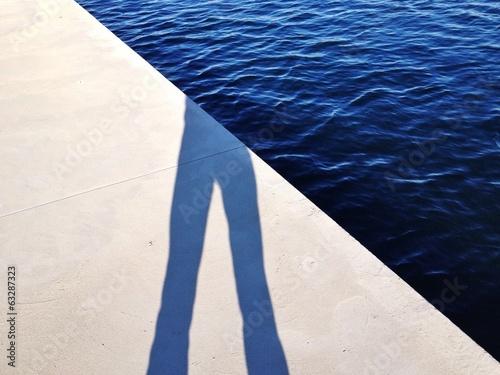 Halber Schatten