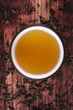 Traditional tea background.
