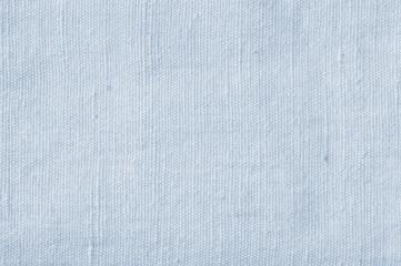 Natural Light Blue Flax Fibre Linen Texture Detailed Closeup