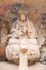 Baodingshan dazu Rock Carving