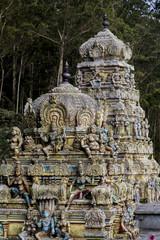 Sitha Amman Temple in Nuwara, Sri Lanka