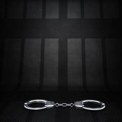 Jail scene background.