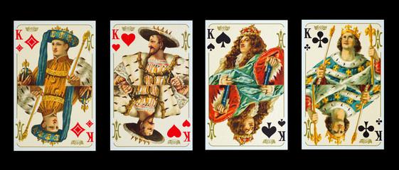 4 Könige der Kaiserzeit