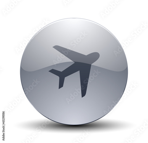 Airport / Airplane button