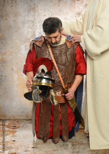 Jesus and Roman Centurion