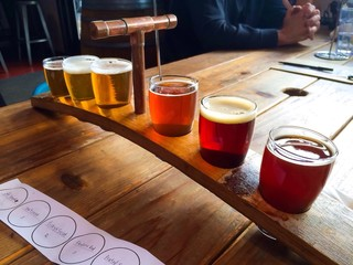 Craft Beer Samplers