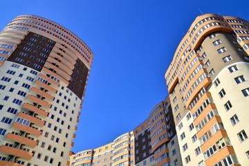 New Kaliningrad skyscrapers