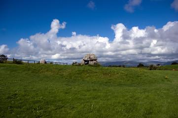 Dolmen in Carrowmore