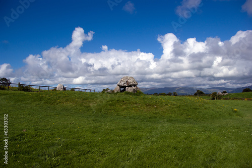 Dolmen in Carrowmore