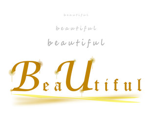 beauty, to be beautiful just BE YOU!