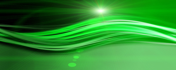 futuristic eco background design with lights