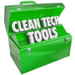 Clean Tech Tools Toolbox Renewable Power Energy Resources