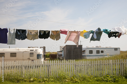 Trailers in North Rustico