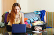 tourist   reserving hotel online