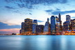 Fototapeta Nowy jork - York - Widok Miejski