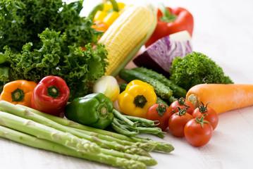 野菜 野菜の集合