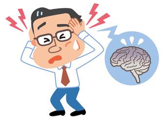 脳の病気 発作 サラリーマン