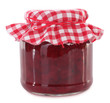 Beet root preserved in jar