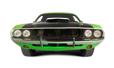 Muscle car.