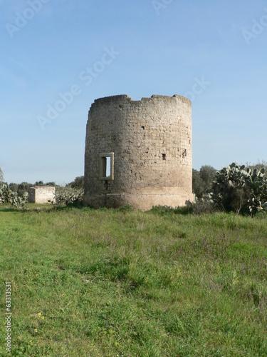 torre salentina italia