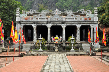 Thai Vi temple, Vietnam