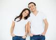 Caucasian couple