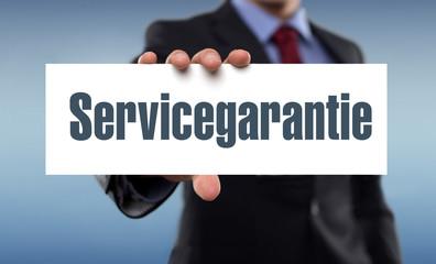Servicegarantie