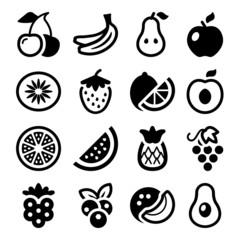 fruits iconset