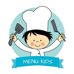 Little chef boy