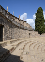 Grand Theatre in Pompeii