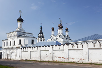 The Annunciation monastery  in Murom. Russia