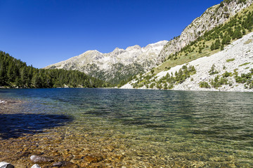 Aiguestortes Lake National Park