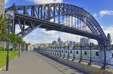 Sydney Harbour Bridge, Sydney Australia