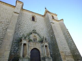 iglesia del salvador en la roda, albacete