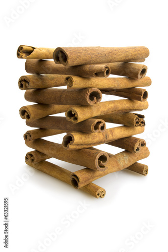 Tower of cinnamon