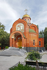 orthodox Church of St. great martyr George the Victorious