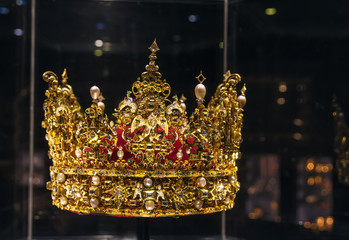 Crown of King Christian IV