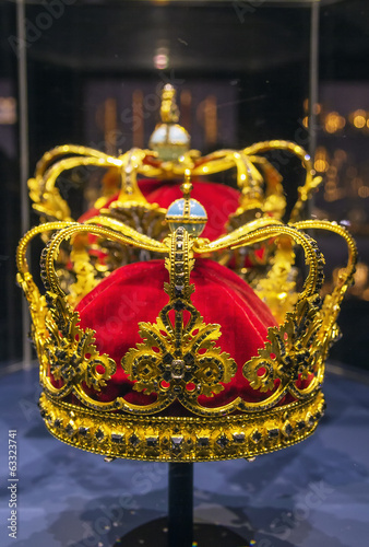 Crown of King Christian V