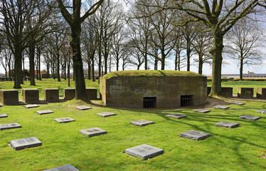 Langermark German War Cemetery, Belgium