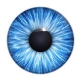 blue eye texture