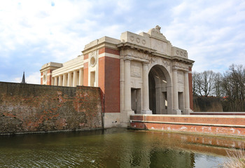 Menin Gate World War 1 Memorial