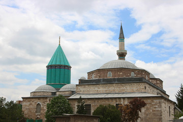 Mevlana Museum,Konya,Turkey