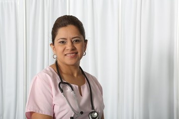 Hispanic Nurse