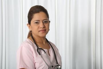 Female Medical Professional
